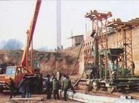 JKD挤扩式工程钻机在济宁工地