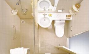 供应地产卫浴制品、整体卫浴、整体卫生间