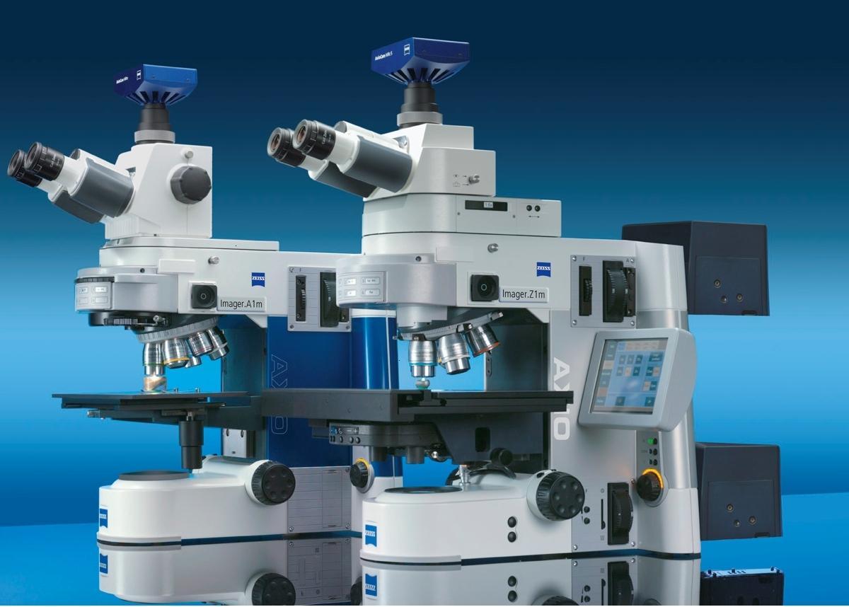 北京普瑞赛司司公司供应研究级正立智能数字万能材料显微镜