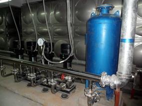 组合式箱泵一体不锈钢水箱