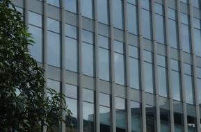 安装玻璃幕墙