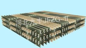 河北九丰专业制作冷却塔竹格填料、竹格填料、竹片填料、竹制填料