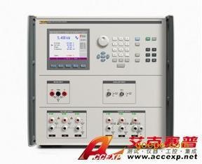 长沙福禄克fulke 6003A 三相电能功率校准器