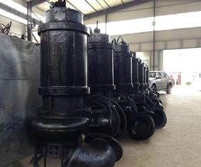 CSQ型耐磨潜水清淤泥浆泵
