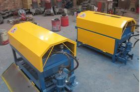 建筑工地专用4-10小型钢筋调直机方便快捷