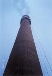 电厂烟囱滑模