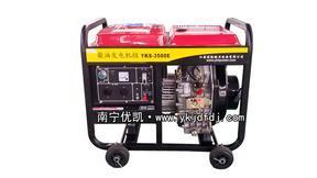 小型柴油发电机组广西厂家直销3KW-10KW