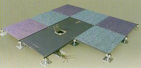 供应天津天星塑料网络地板