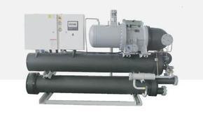 水源热泵机组技术参数