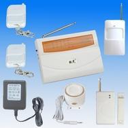 有线/无线兼容型防盗报警器