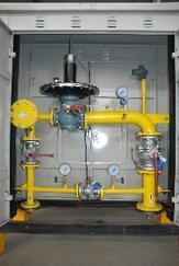 1000立方燃气调压箱/河北燃气调压器sell/100立方燃气