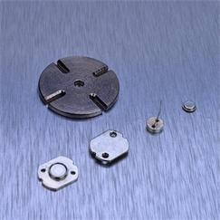 电子元件银触点价格/松飞银合金sell/复合冲压元器