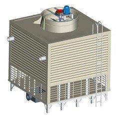 冷却塔厂家,方形冷却塔