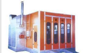燃油烤漆房