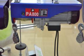 商场用220V微型电动葫芦  PA200微型电动葫芦