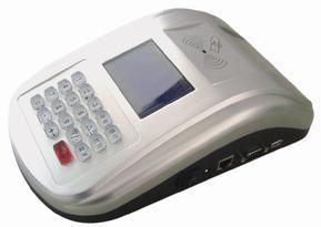 无线消费机IC无线刷卡机无线GPRS收费机异地收费机