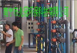 【南宁兆冠环保公司】专业设备、专业技术人员,提供高效反渗透膜清洗反渗透膜清洗测试反渗透膜再生在线清洗离线清洗