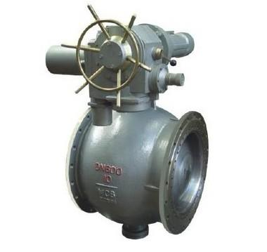 PBQ940H侧装电动偏心半球阀