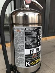 厨房灭火器(k-GUARD)