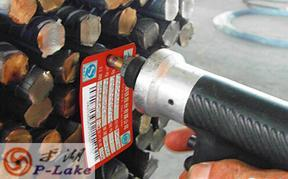 供应螺纹钢标牌焊机