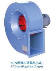 九洲普惠4-72-2.8A-1.5KW离心通风机