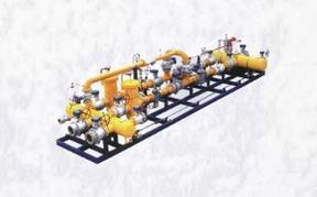 空温式气化器生产厂家/河北燃气调压器sell/LNG气化站