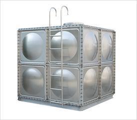不锈钢模压水箱北京麒麟公司