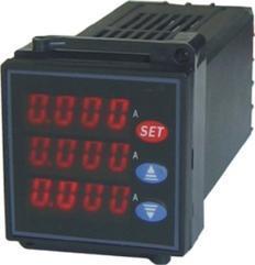 S7-110三相电压电流表