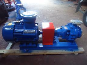 氟塑料耐酸碱化工泵小流量耐腐蚀化工泵防腐蚀卧式化工泵