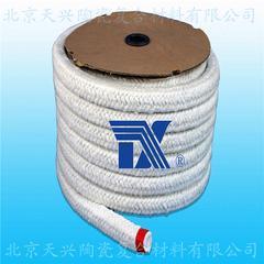 天兴 陶瓷纤维方编绳 硅酸铝绳 硅酸铝盘根 陶纤绳