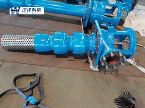 立式长轴深井泵高效节能性价比高