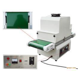 2000W紫外线uv固化机小型桌面式uv机传送带uv光固机