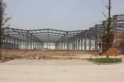 厂房拱型屋顶0311-89683456