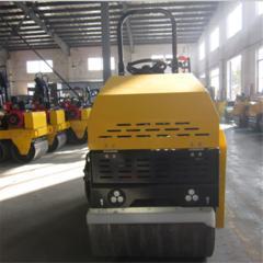 1吨座驾式压路机厂家 2吨3吨双轮小型压实机价格