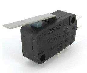 碎纸机 吸尘器微动开关 新能源电动汽车 机电限位大型微动开关