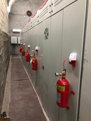 上海磐石直供火探管灭火装置
