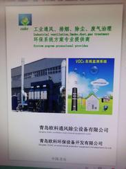 废气治理设备 VOC治理设备 挥发性气体治理设备