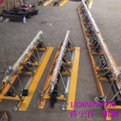 混凝土振动梁 框架式摊铺机厂家