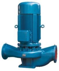 ISG单级单吸管道离心泵