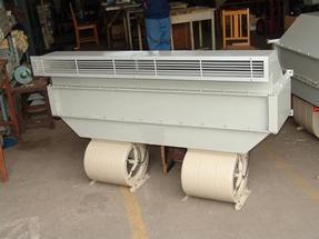 贯流式离心式水暖电热风幕机空气幕