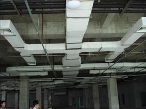 玻镁复合风管板、铁皮外包风管