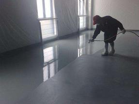 水泥地面起砂起灰尘脱层现象处理-硬化防尘固化剂