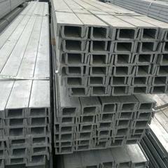 天津镀锌槽钢、天津热镀锌槽钢厂