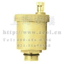 黄铜自动排气阀-国产排气阀