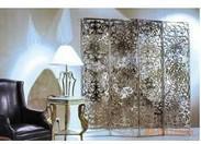 蚀刻古铜花纹装饰板/水镀青古铜蚀刻屏风板