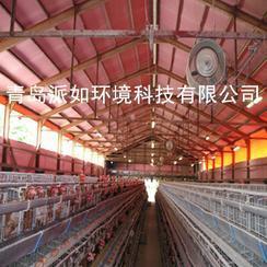 环保无污染大型鸡舍规化设计