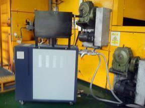 反应釜油加热器配置