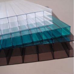 驻马店阳光板   聚碳酸酯多层板  蜂窝阳光板  抗老化拜耳料  十年质保