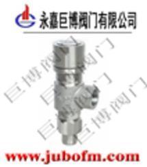 A21F、A21H-C型弹簧微启式外螺纹安全阀