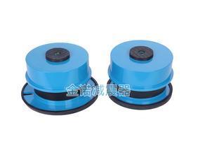 ZTA阻尼型弹簧减震器 水泵橡胶隔振器